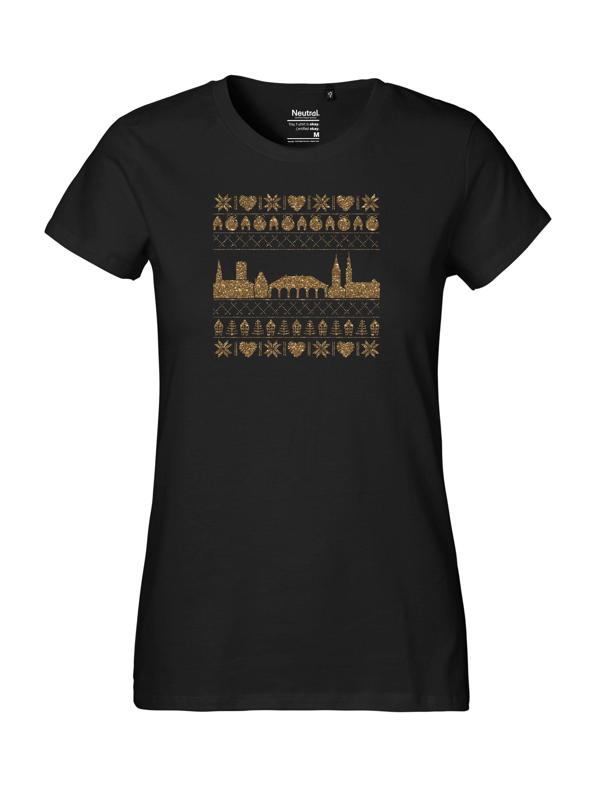 T-Shirt Weihnachten in Soest für Frauen