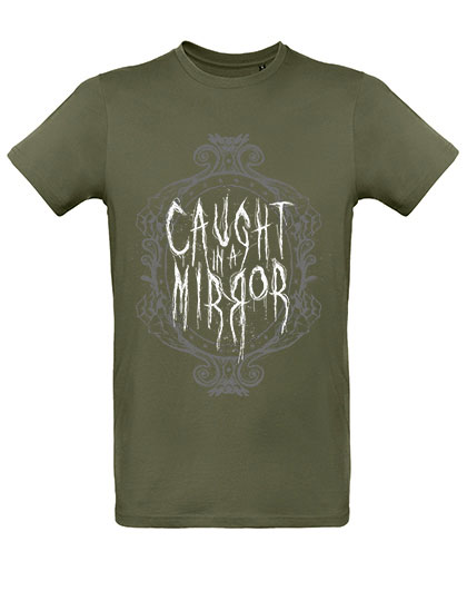 Caught In A Mirror Tee Spiegel