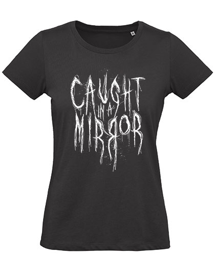 Caught In A Mirror Girl T-Shirt Name